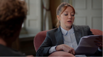 The great Philomena Cunk https://stephenjones.blog/2017/11/08/cunk/